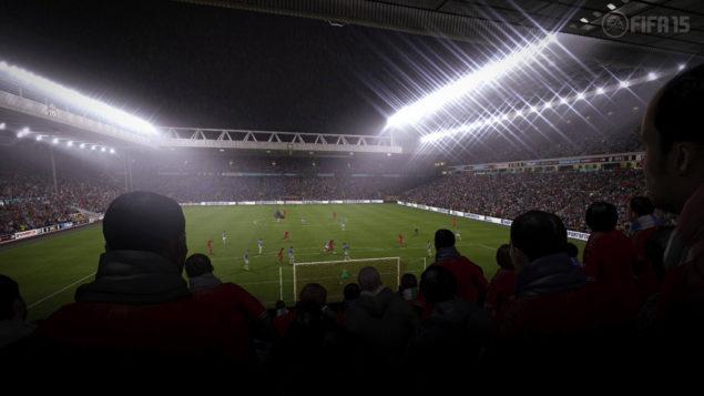 EA Sports FIFA 15 E3 2014