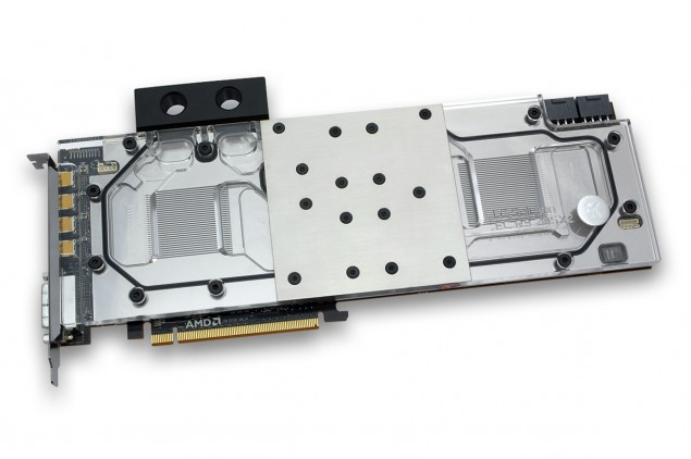 EK Water Blocks Radeon R9 295X2