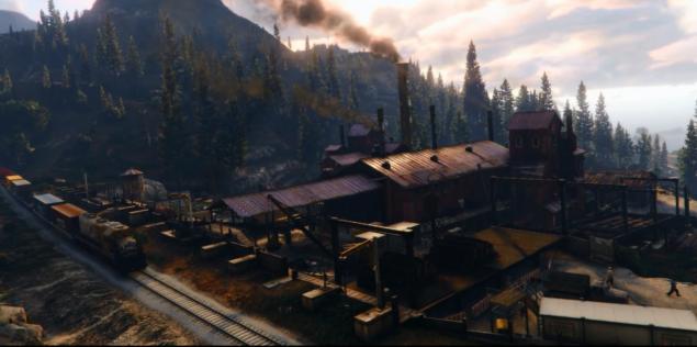GTA V PS4 7