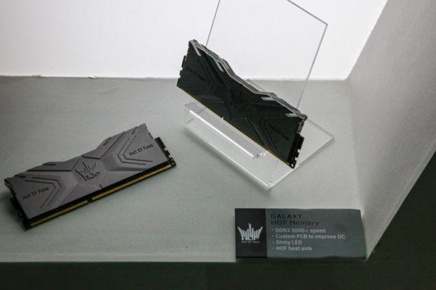 Galaxy HOF Memory 3000 MHz