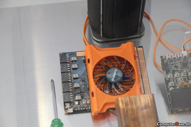 Gigabyte G-Power Board