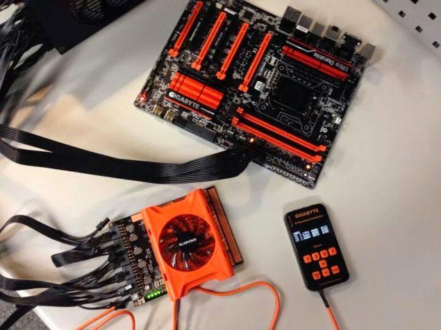Gigabyte G-Power Board OC