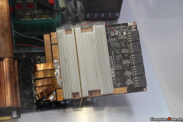 Gigabyte G-Power Board R9 290X