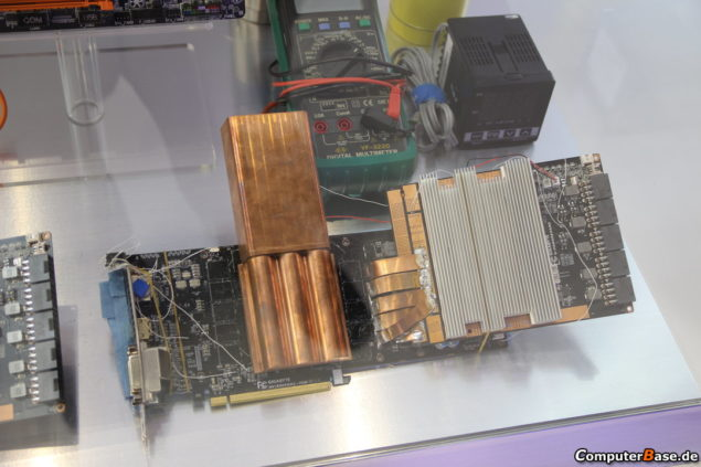 Gigabyte G-Power Board Radeon R9 290X