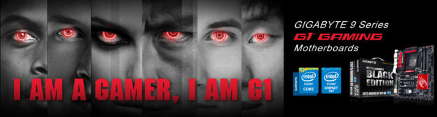 Gigabyte G1 Gaming Lineup