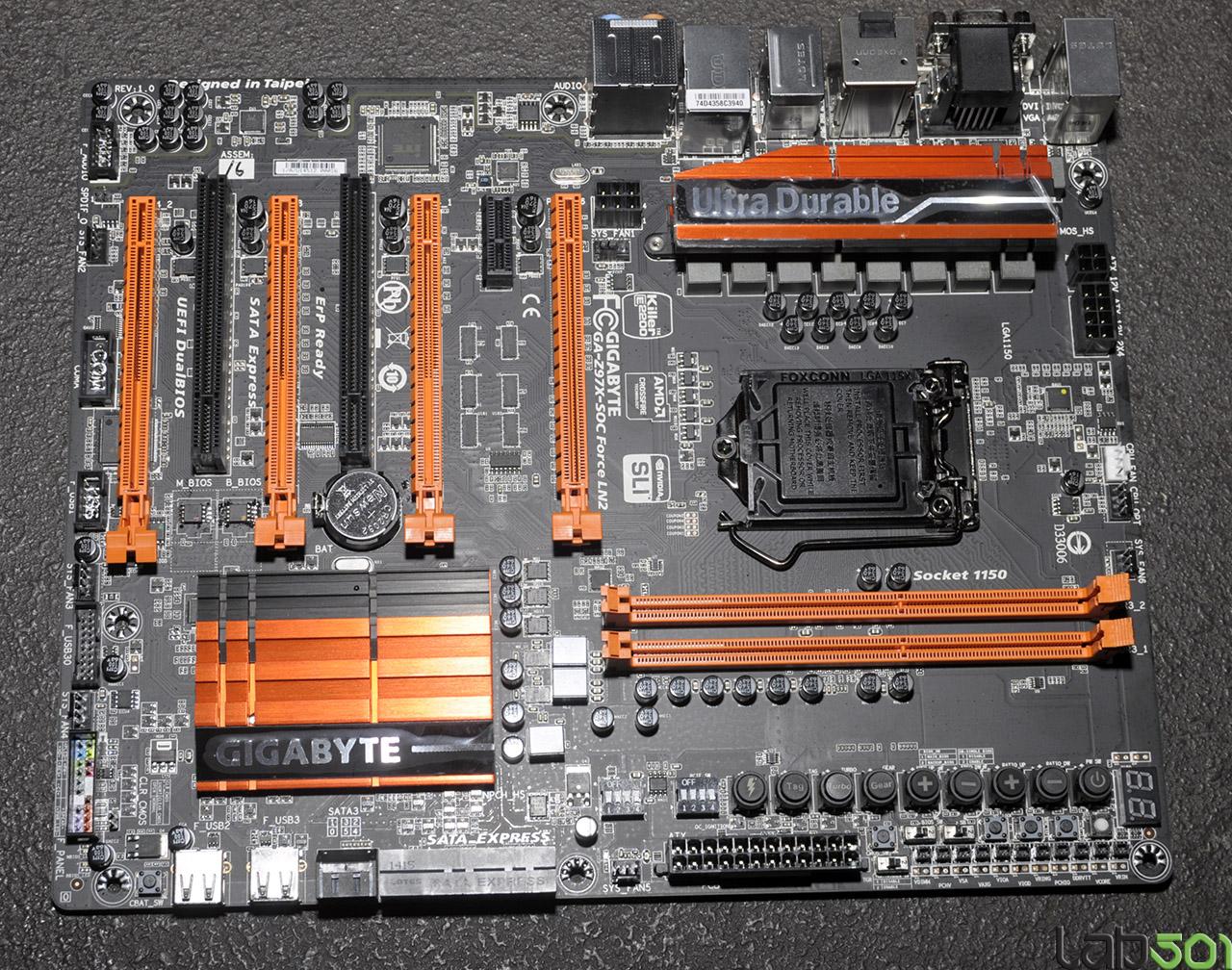 Drivers for Gigabyte GA-Z97X-SOC Force Intel Graphics