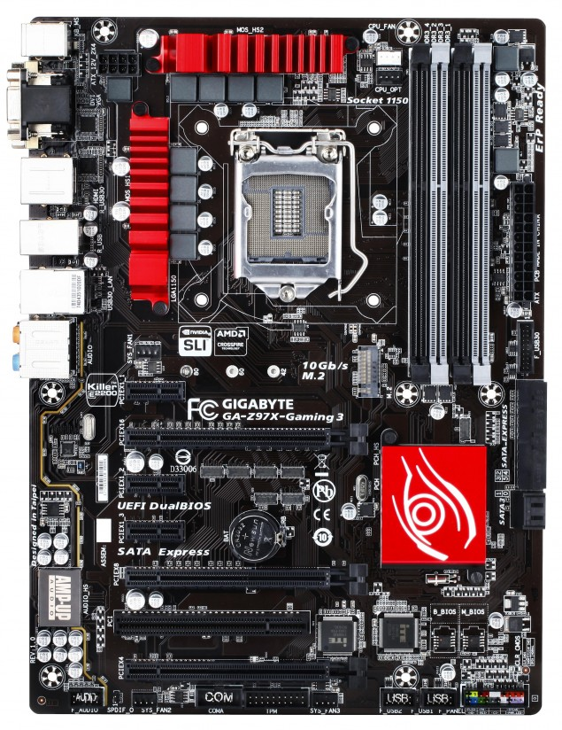 Gigabyte Z97X-Gaming 3 Motherboard_Official_3