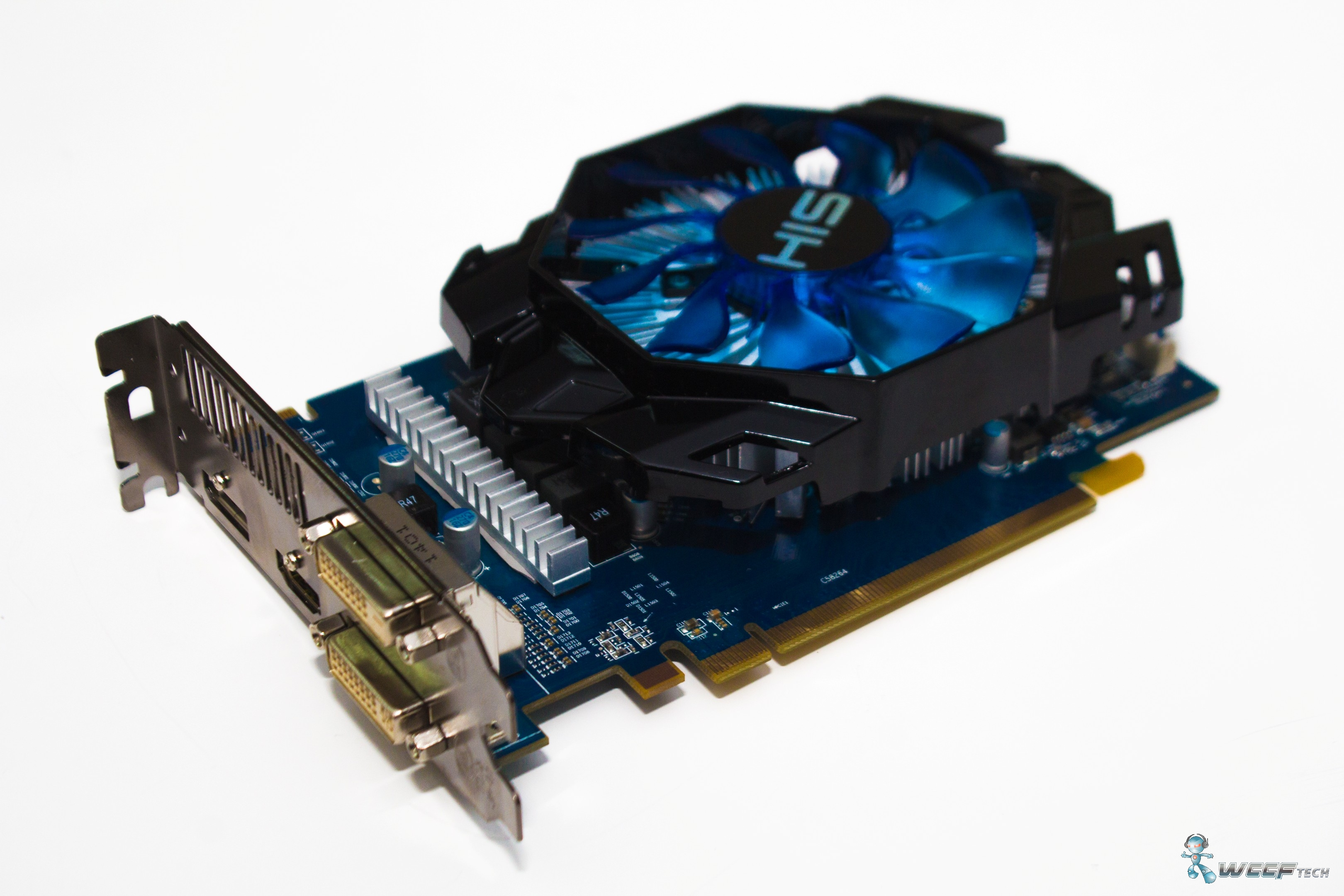 His Radeon R7 250x Icooler 1 Gb Cape Verde Graphics Card Review