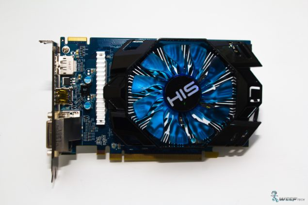 HIS Radeon R7 260X iCooler_Top