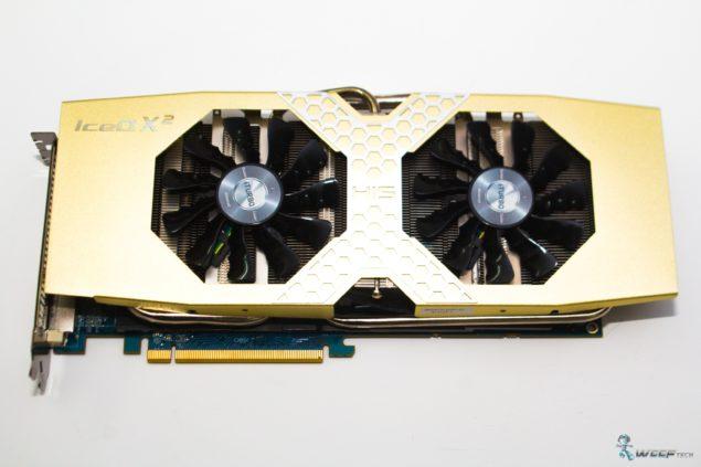 HIS Radeon R9 280 IceQ X2 OC 3 GB GDDR5_Front