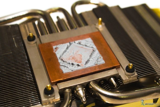 HIS Radeon R9 280 IceQ X2 OC 3 GB GDDR5_GPU Contact