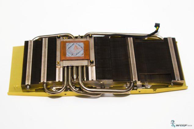 HIS Radeon R9 280 IceQ X2 OC 3 GB GDDR5_Heatsink 1