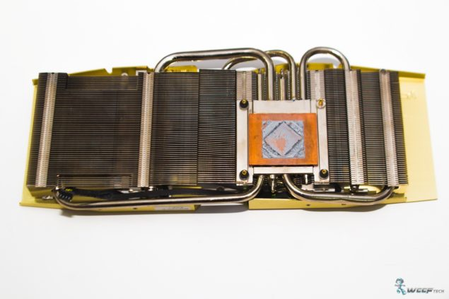 HIS Radeon R9 280 IceQ X2 OC 3 GB GDDR5_Heatsink 2