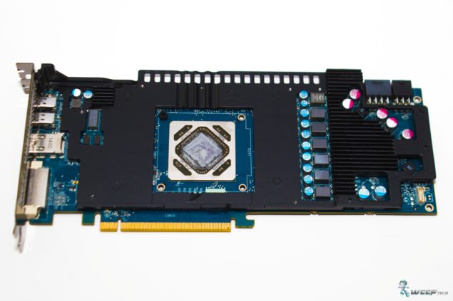 HIS Radeon R9 280 IceQ X2 OC 3 GB GDDR5_PCB
