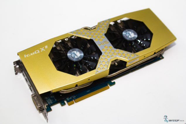 HIS Radeon R9 280 IceQ X2 OC 3 GB GDDR5_Side 1