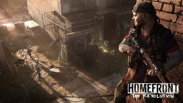 HOMEFRONT a