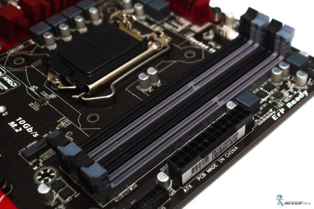 Gigabyte Z97X-Gaming 3_Memory