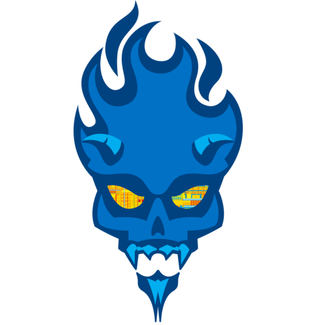 Intel Devil's Canyon Logo