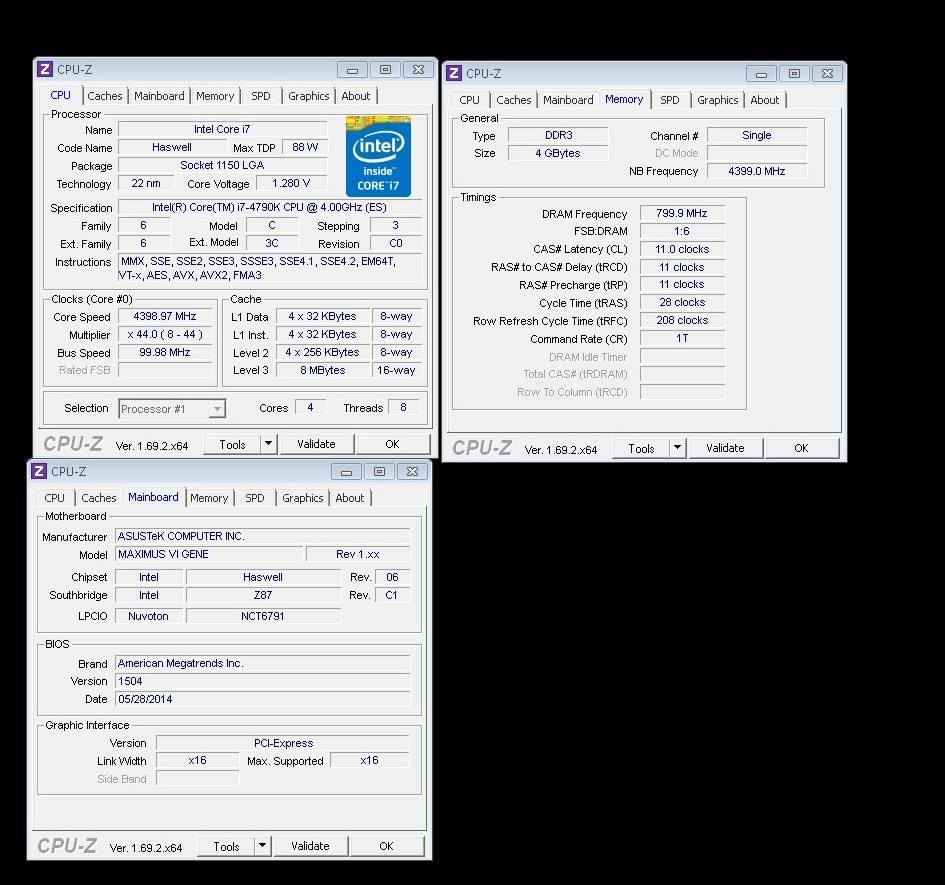 Intel Devil's Canyon Confirmed To Be Working On Z87 Motherboards