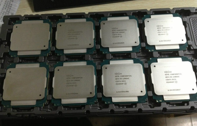 Intel Haswell-EP Xeon E5 2600 V3 Processors