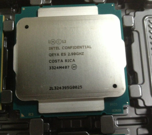 Intel Haswell-EP Xeon E5 Processor