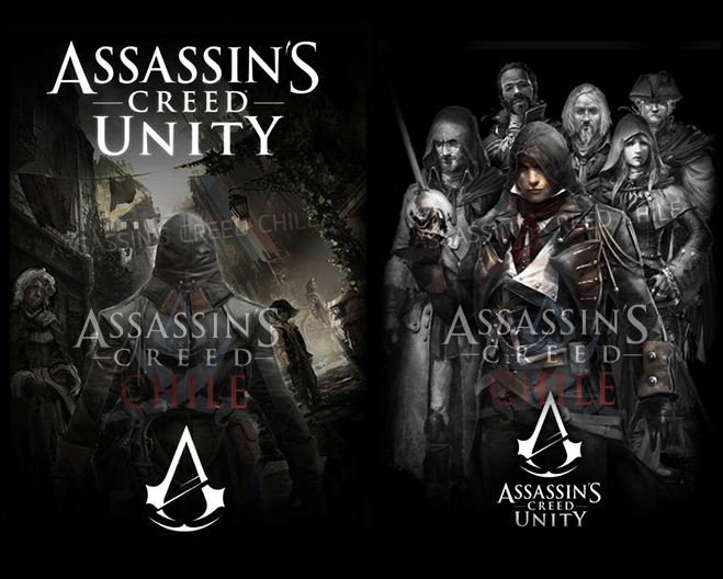 Leaked Assassin S Creed Unity Screenshots Show In Game Characters