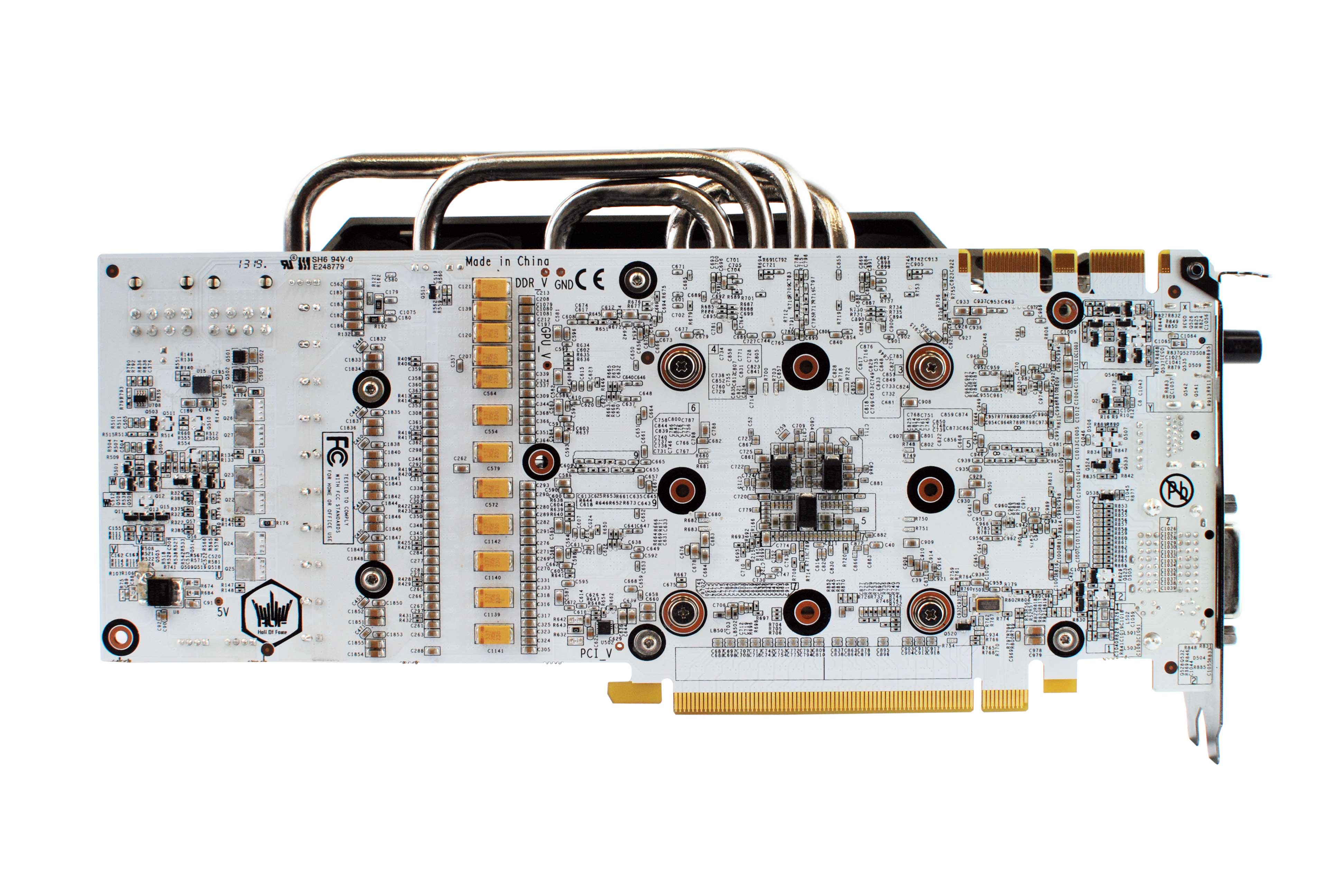Galaxy Launches GTX 780 OC Hall Of Fame + - With 20% More Clock ...