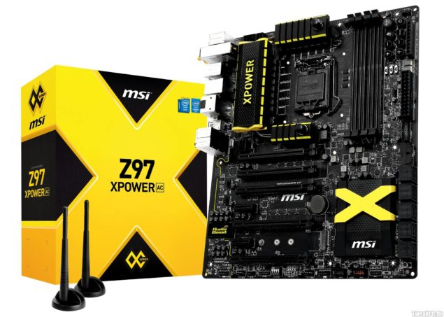 MSI Z97 XPOWER AC Featured