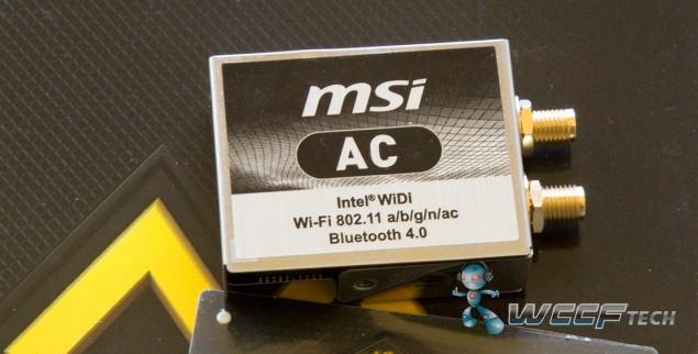 MSI Z97 XPOWER AC _Module