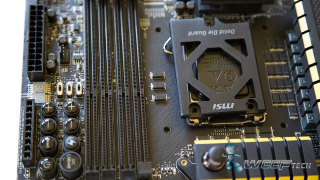 MSI Z97 XPOWER AC _Socket