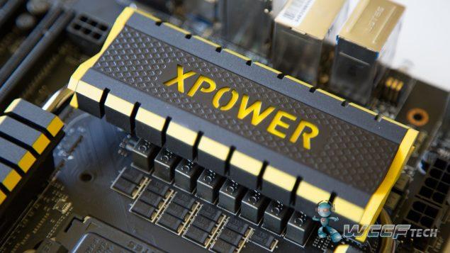 MSI Z97 XPOWER AC _XPOWER Heatsink