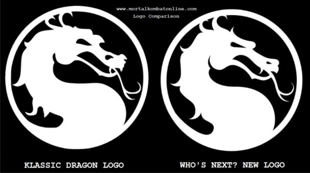 Mortal Kombat New Logo