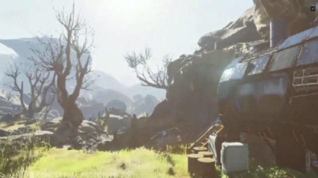 New Mass Effect E3 2014 Conceptual Art _11
