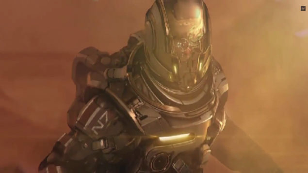 New Mass Effect E3 2014 Conceptual Art _2