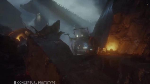 New Mass Effect E3 2014 Conceptual Art _4