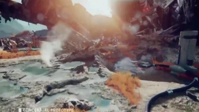 New Mass Effect E3 2014 Conceptual Art _5