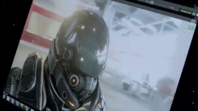 New Mass Effect E3 2014 Conceptual Art _7