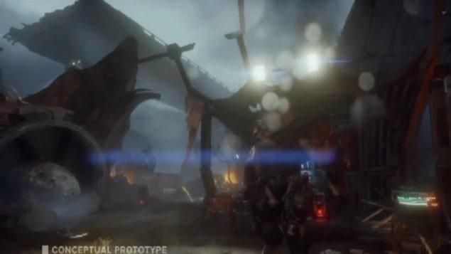 New Mass Effect E3 2014 Conceptual Art _9
