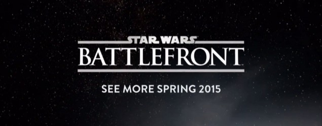 Star Wars Battlefront Banner