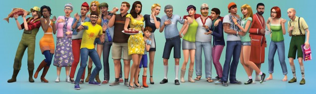 The Sims 4 The Sims are back