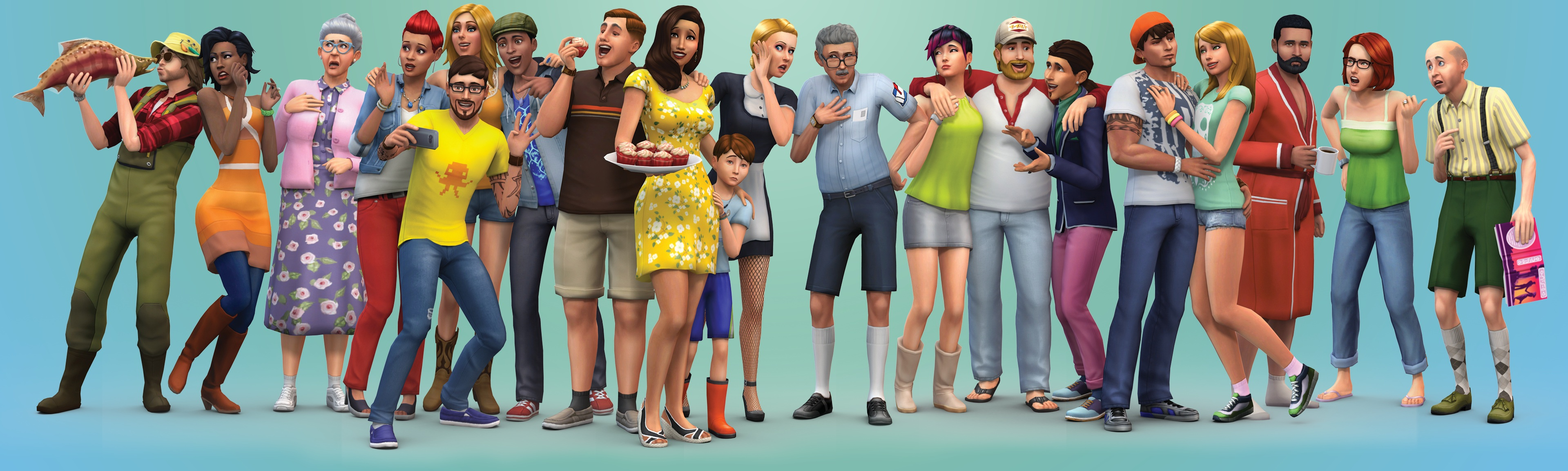 E3 2014: Maxis Shows Off The Sims 4 Build Mode and