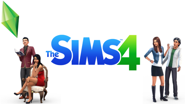 The Sims 4 _Banner