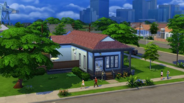 The Sims 4 _Hose