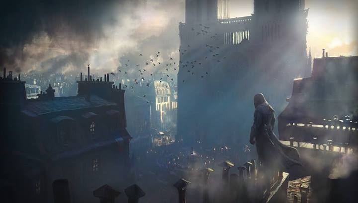 E3 2014 Assassin S Creed Unity Gets An Xbox One Gameplay Trailer