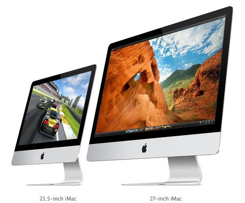 New iMac launch