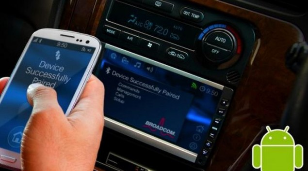 android auto link google i/o