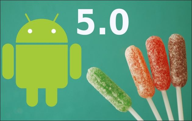 Google I/O android 5.0 lollipop