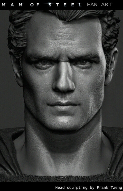man_of_steel_head_detail