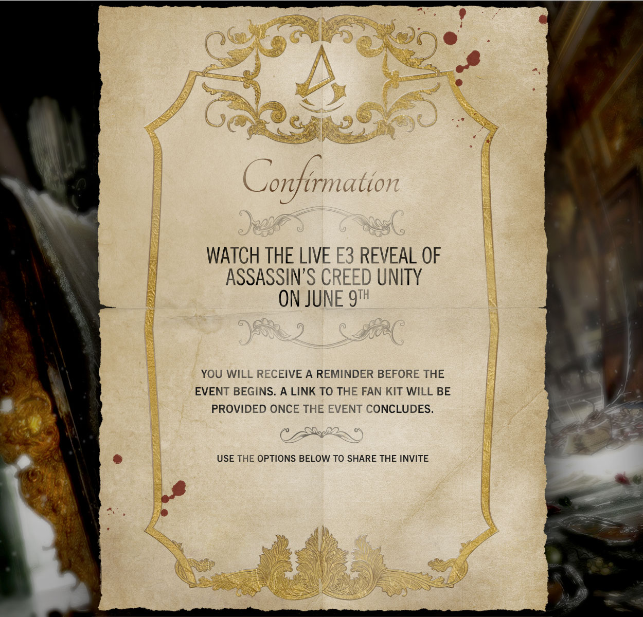 Leaked Assassin's Creed Unity Screenshots Show In-Game ...