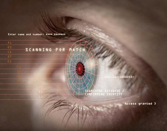 galaxy note 4 retina iris scanner